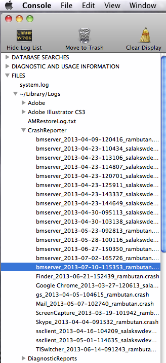 crashlog-crashreport-new