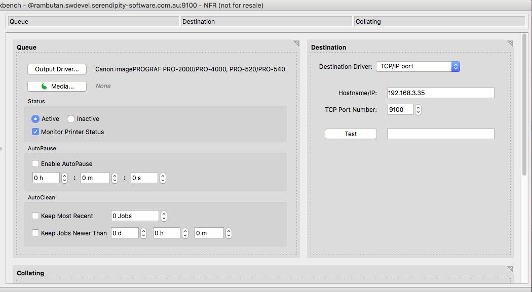 Canon imagePROGRAF PRO-2000 / 4000 / 6000 Driver Setup