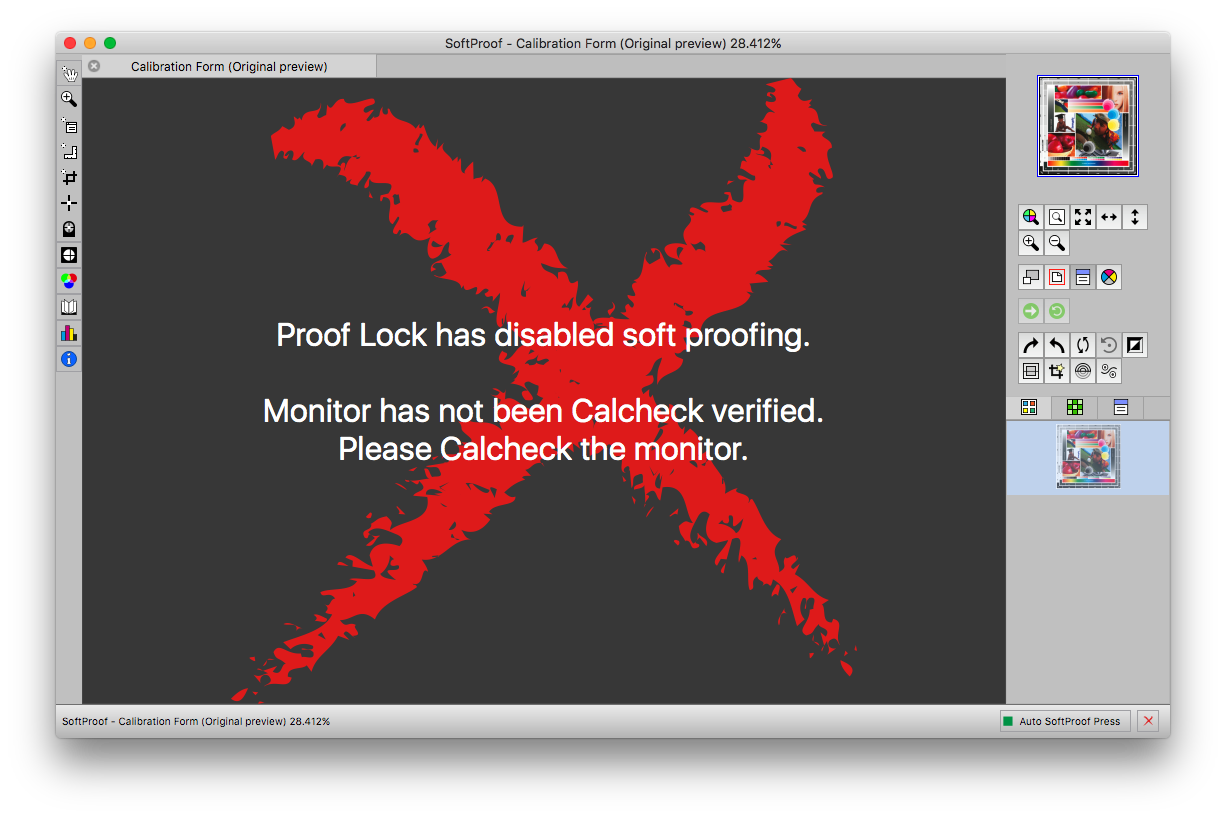 1.ProofLock-Not-Calchecked