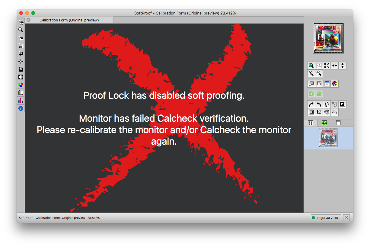 2.ProofLock-Failed-Calcheck